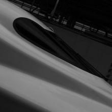 N700系のぞみ(新大阪駅にて)