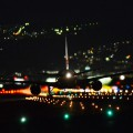伊丹空港32L千里川堤防
